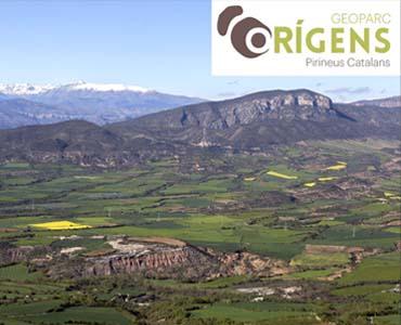 La Conca de Tremp-Montsec Geoparc Mundial de la Unesco